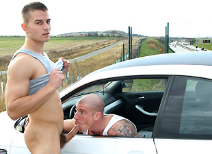 Muscular Studs Horny For Sex